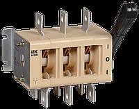 Выключатель-разъединитель ВР32И-39A70220 630А на 2 напр. без ДГК IEK