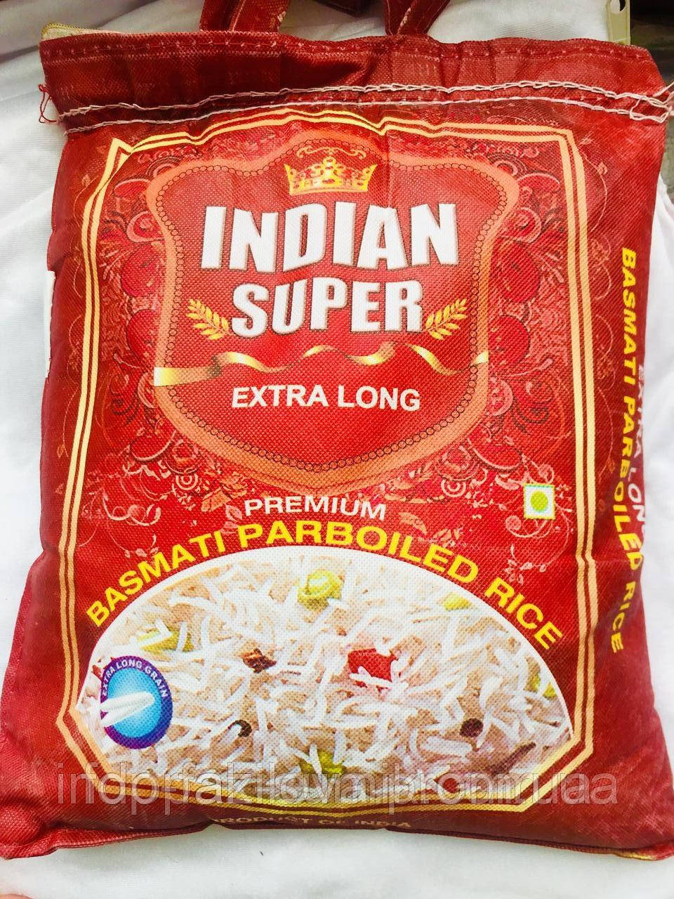 Рис басмати 5кг Индия