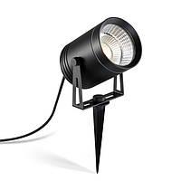 Светодиодный грунтовый LED светильник 12Вт, LSP186-IN220