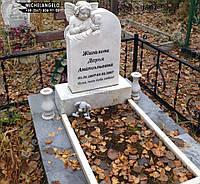 Памятник детский из мрамора