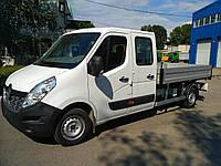 Renault Master борт