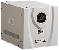 Стабилизатор напряжения переносной серии Extensive 5 кВА IEK