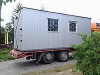 Газовая модульная транспортабельная котельная КМ-2 200 кВт с котлами Колви КТН 100 СЕТ