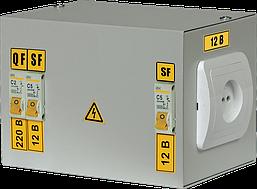 Ящик с понижающим трансформатором ЯТП-0,25 220/42-3 36 УХЛ4 IP30
