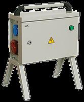 Распределительное устройство РУСп – 3х16/3+3х16/5 У1 IP44