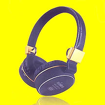 Бездротові навушники для телефону bluetooth накладні KD29 + MicroSD + FM Радіо