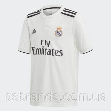Детская футболка adidas REAL MADRID HOME Y (АРТИКУЛ:CG0554), фото 2
