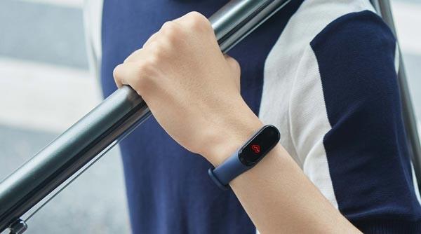 Xiaomi Mi Band 4 Оригинал! Умные браслеты Android Bluetooth Пульсометр Будильник Съемный ремешок