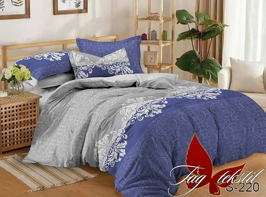 Комплект постельного белья с компаньоном S220