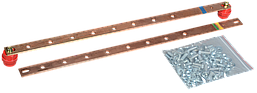 Комплект шин N(PE) (медь, габ.1) к ПР
