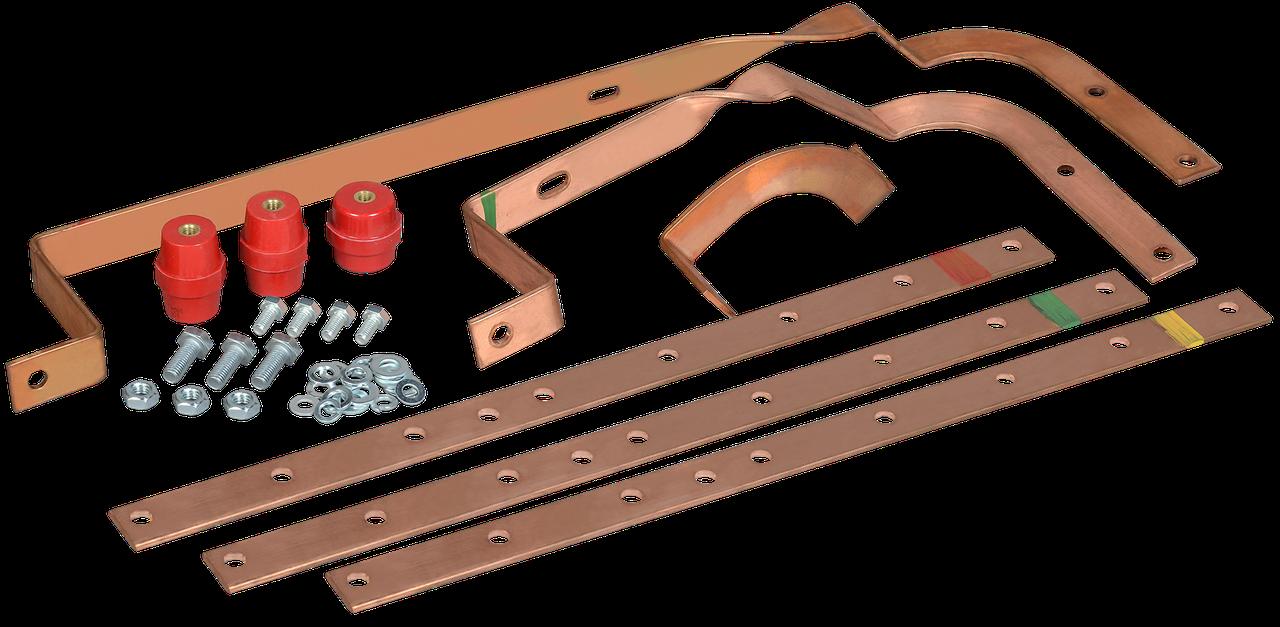 Комплект силовых шин (медь, габ.1) к ПР