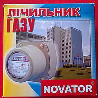 Счётчик для газа роторного типа Novator РЛ 10