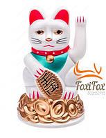 Кішка Манэки Неко махає лапою 16 см