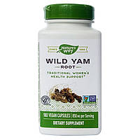 Корень дикого ямса, Nature's Way, 425 мг, 180 капсул
