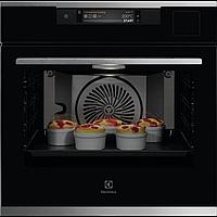 Встраиваемая духовка с функцией паровой печи и Wi-Fi Electrolux KOAAS31CX, фото 1