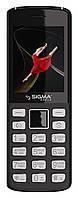 Мобильный телефон Sigma X-Style 24 ONYX Grey Гарантия 12 месяцев