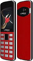 Мобильный телефон Sigma X-Style 24 ONYX Red Гарантия 12 месяцев