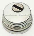 Протектор Azzi Fausto Antitubo WI 33 мм стандарт хром, фото 7