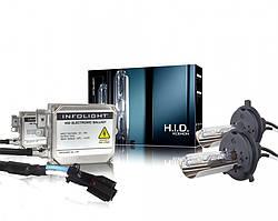 Комплект ксенона Infolight H4 H/L 4300K 35W (биксенон)
