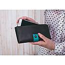 Женский кошелек 3.0 Орех-тиффани, фото 3