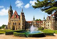 Пазлы Замок Moszna, Польша на 1500 Элементов