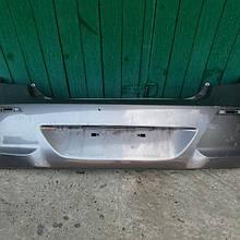 Задний бампер Hyundai i20 86611-4p500. Задній бампер Хюндай Ай20.