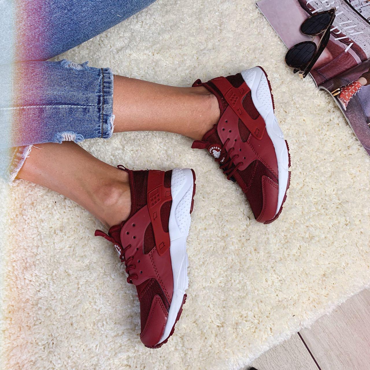 Кроссовки женские Nike Huarache (реплика) 00014 ⏩ [ 36.37 ]