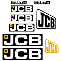 Комплект наклеек JCB 527-55
