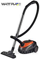 ⭐ Пылесос (1600 Вт) Grunhelm GVC8208  для сухой уборки (оранжевый)