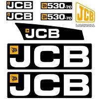 Комплект наклеек JCB 530-70