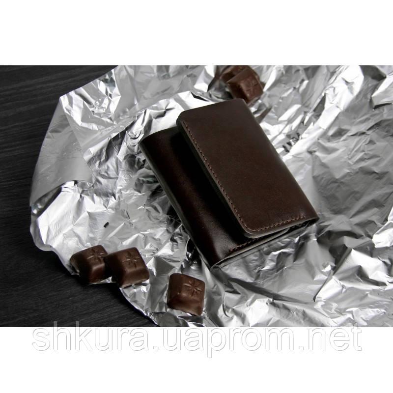 Портмоне 5.0 (трипл) Шоколад