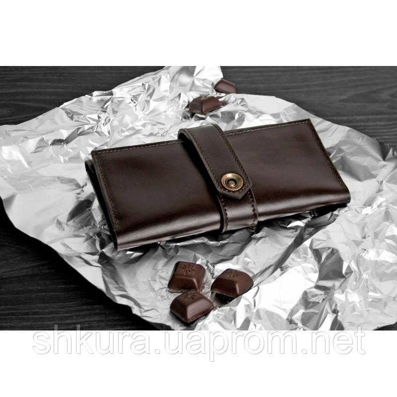 Женский кошелек 3.0 Шоколад