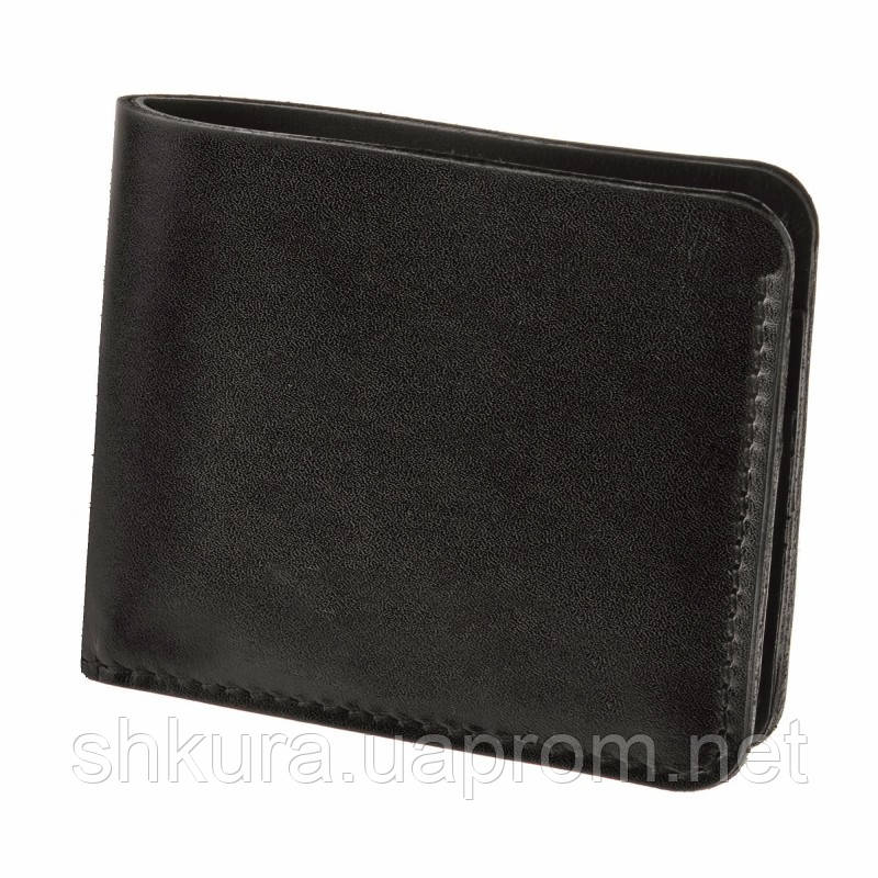 Мужской кошелек 4.1 (4 кармана) Уголь