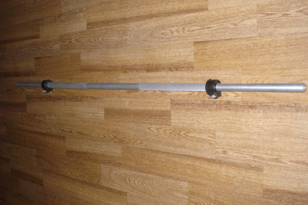 Гриф для штанги прямой 1,5 м «Титан»