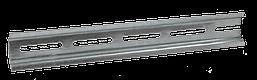 DIN-рейка (25см) оцинкованная