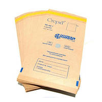 Крафт-пакеты 100/200 коричневые YRE