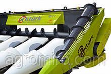 Жатка для уборки кукурузы Актурк / Akturk Makina - Турция (Актюрк)