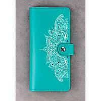 Женский кошелек 7.0 Тиффани с художественной росписью, фото 1