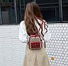 Стильный не большой рюкзак для модных девушек, фото 6