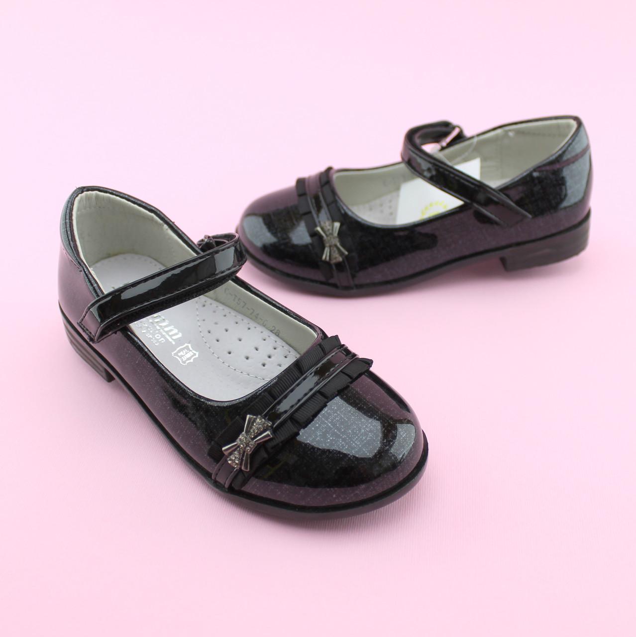 Туфли лаковые на девочку тм Том.М размер 29