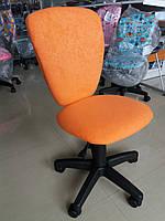 Крісло Polly помаранчеве