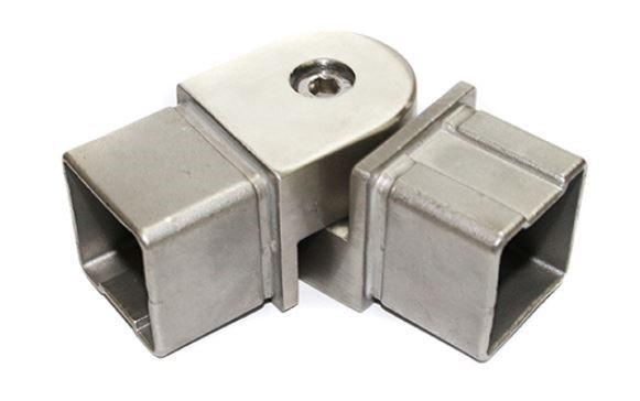 KLC-10-13-01 Коліно регульоване 90° для профілем 40x40