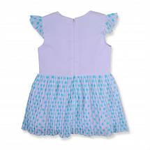 Красивое летнее детское платье на девочку, хлопок, шифон, р. 92,98,104., фото 2