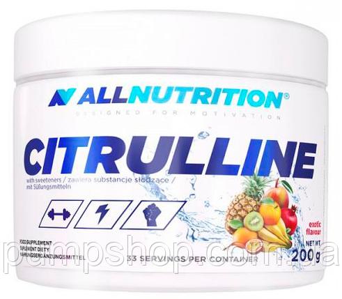 Цитруллин ALLNutrition Citrulline 200 г, фото 2