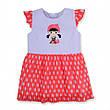 Красивое летнее детское платье на девочку, хлопок, шифон, р. 92,98,104., фото 4