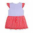 Красивое летнее детское платье на девочку, хлопок, шифон, р. 92,98,104., фото 5