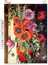 Вышивка бисером Poppies  №167
