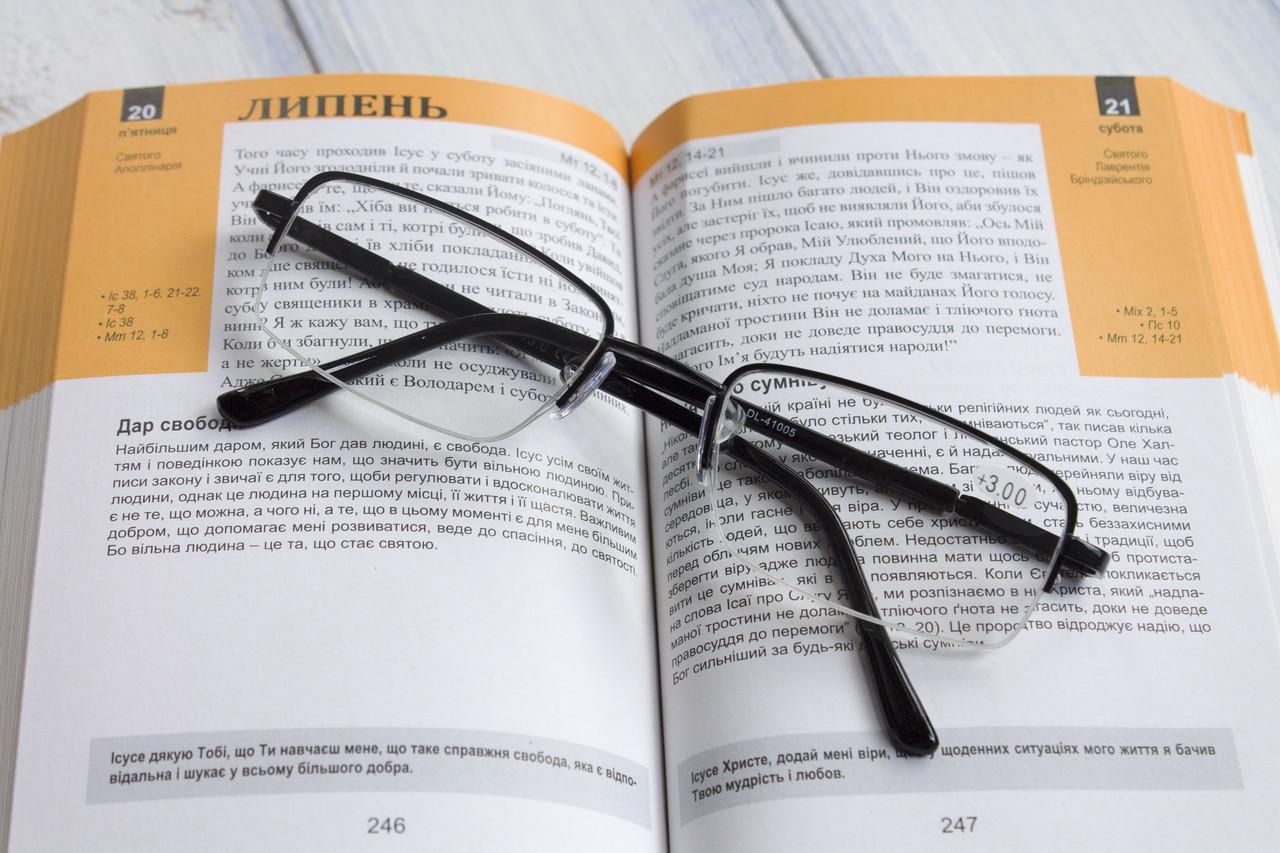 Очки для зрения EvaOptics +3,00 артикул 41001 ( С дефектом)