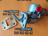 Насос паливний (з ручною підкачкою) для спецтехніки JCB (арт.17/913600)