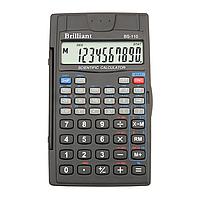 Калькулятор инженерный Brilliant BS-110 8+2 разрядов 56 функций